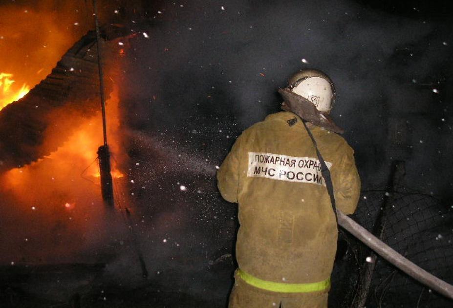Пожар в г. Элиста — МЧС России по Республике Калмыкия