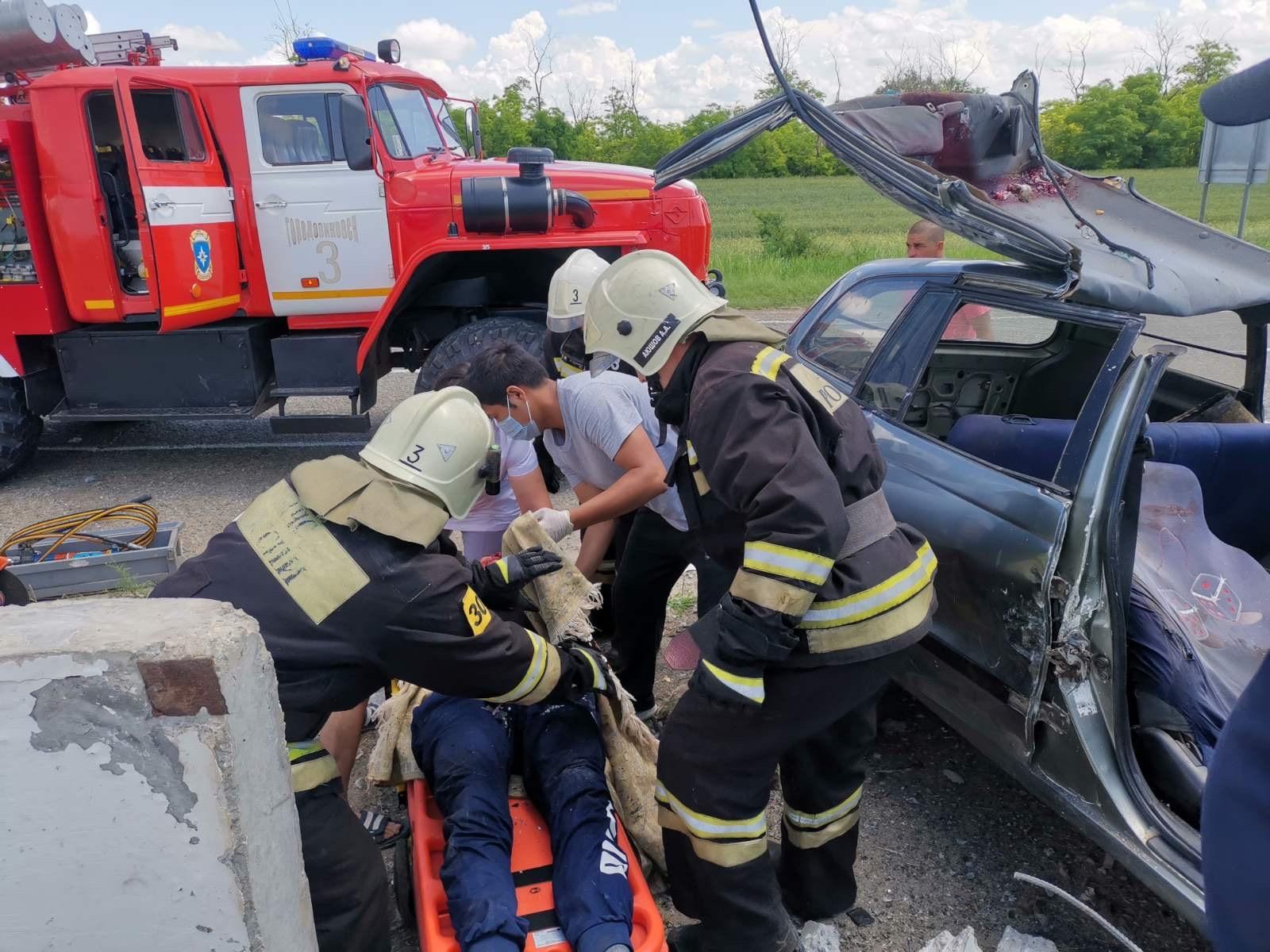 ДТП в Городовиковском районе — МЧС России по Республике Калмыкия